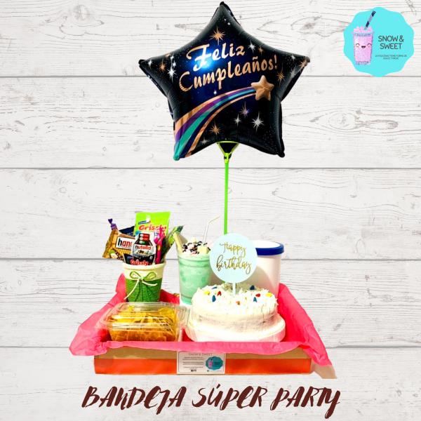 Bandeja Súper Party